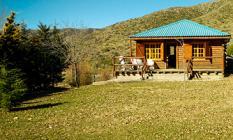 Cabaña para alquiler turístico en Potrerillos Mendoza
